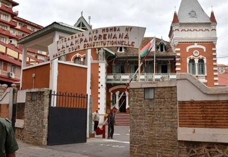 madagascar-La HCC prononce une non-constitutionnalité de la loi électorale