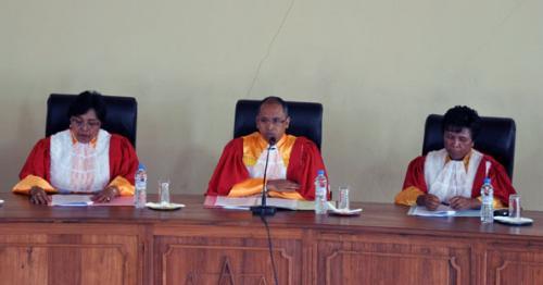 madagascar-Election anticipée, demandée par la HCC