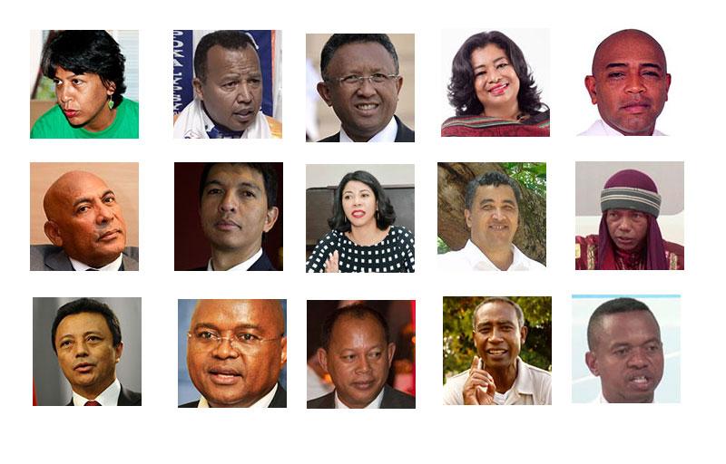 madagascar-3 mois avant l'élection présidentielle, ETAT DES LIEUX :