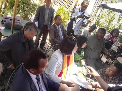 madagascar-Anomalies sur la liste électorale, ultimatum donné par 22 candidats