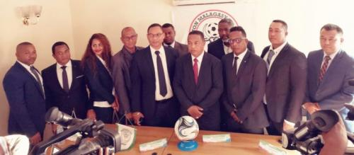 madagascar-Football : La FIFA valide l'élection de Raoul Rabekoto