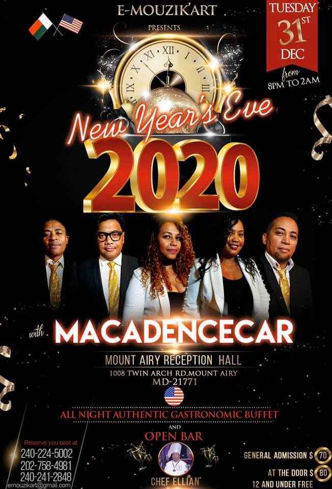 MACADENCECAR Washington - 2020